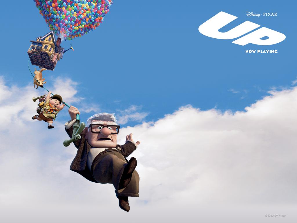 Free Download Disney Pixar Up Wallpapers Poster Movie Wallpaper