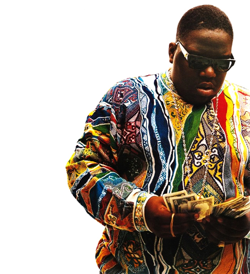 Biggie Coogi Sweater Wallpaper Thats a coogi sweater 500x547