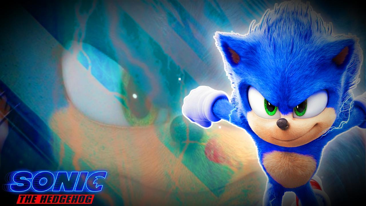28 Sonic The Hedgehog Movie 2020 Wallpapers On Wallpapersafari