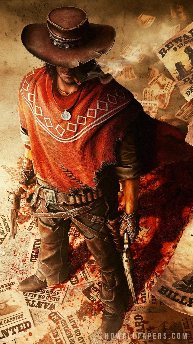 Call of juarez gunslinger wallpaper wallpapersafari - Gunfighter wallpaper ...