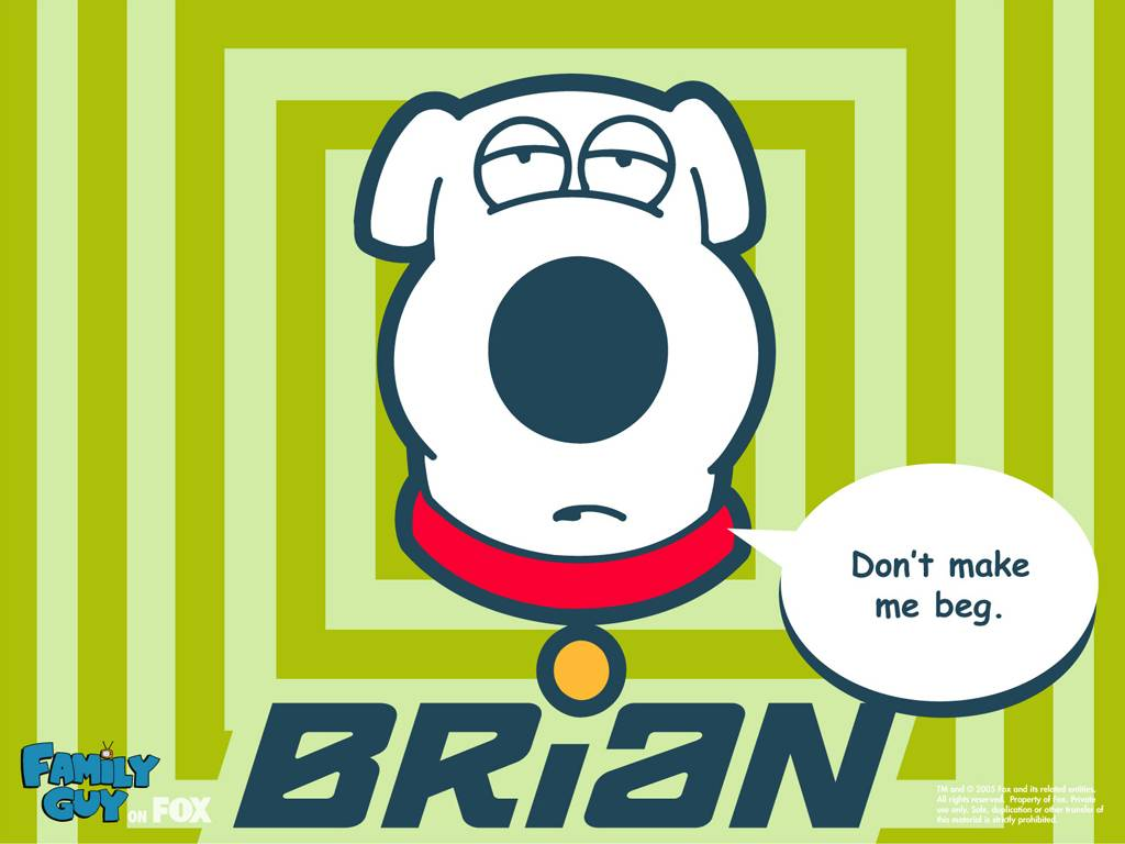 Brian Wallpaper Cool Desktop 1024x768