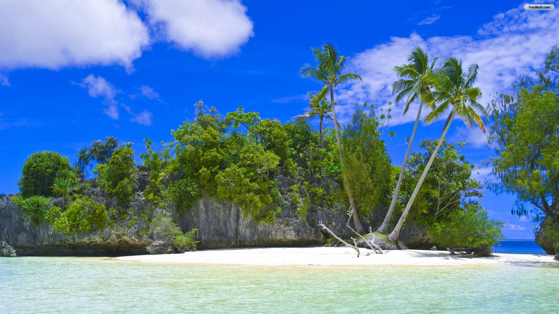 Tropical Island Wallpaper   wallpaperwallpapersfree wallpaper 1920x1080