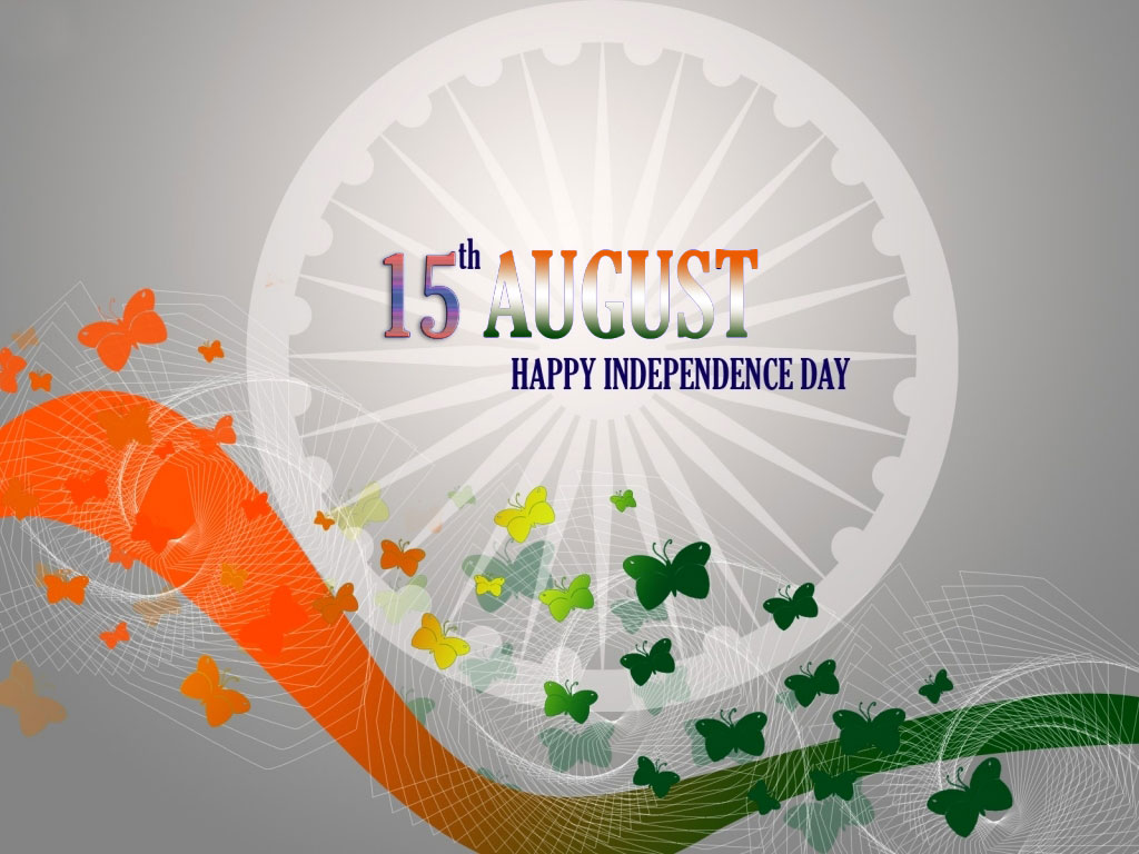 15th August India Independence Day Wallpapers 1024x768