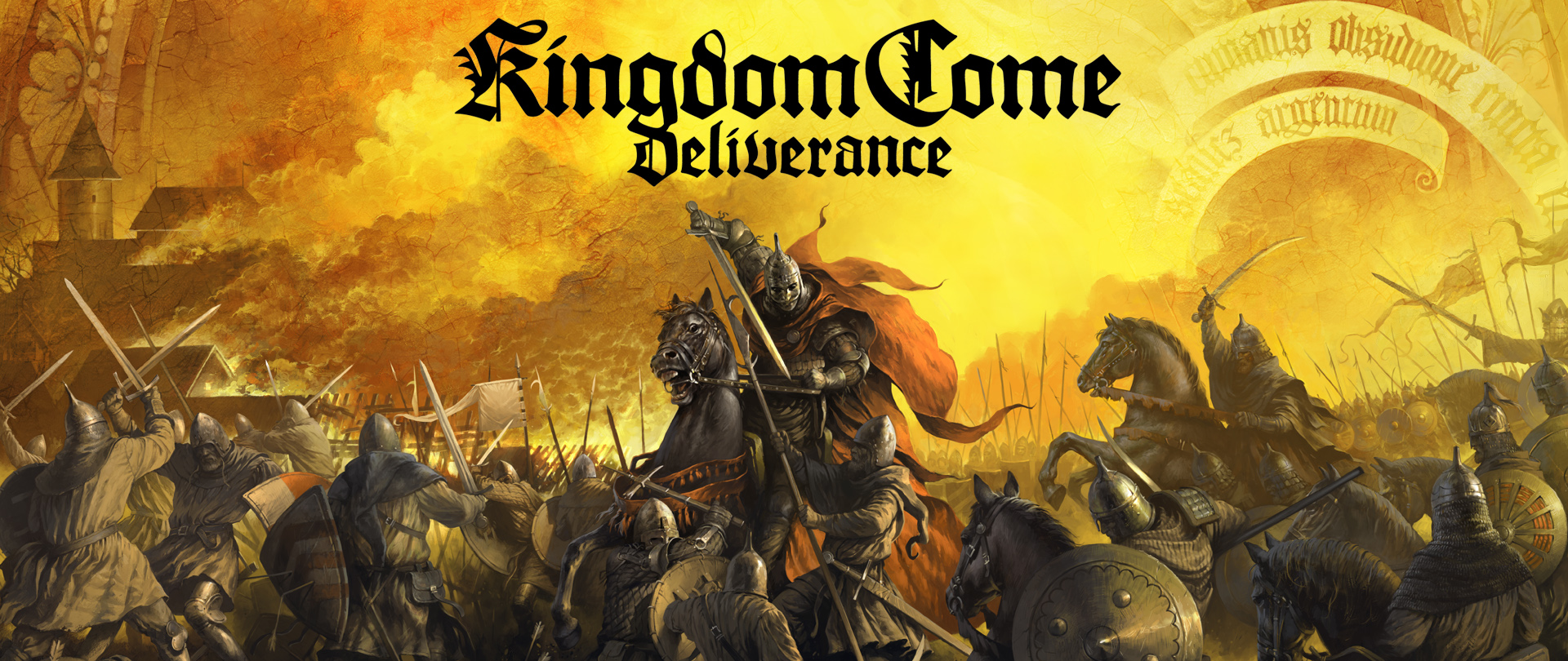 Kingdom Come Deliverance HD Wallpapers and Background Images 1920x810