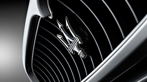 Download Maserati Logo Wallpaper 600x337