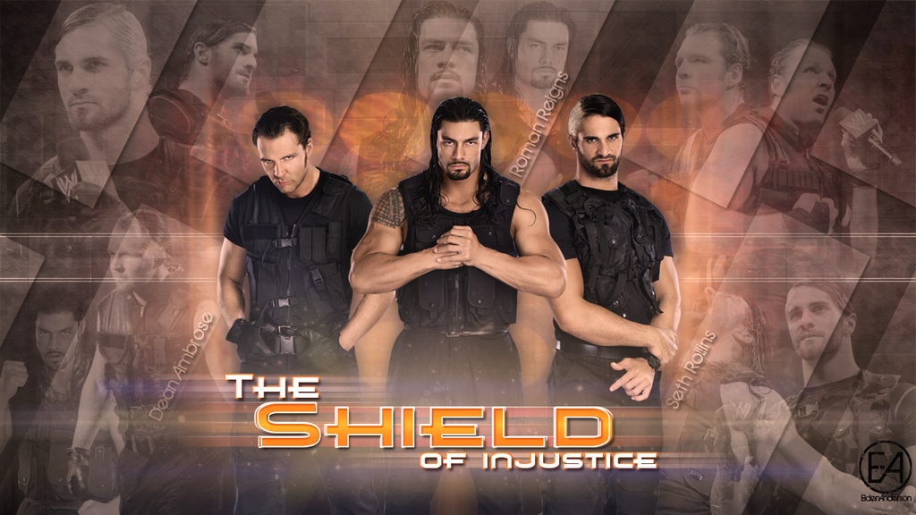 The Shield Wallpaper by EidenAnderson 1024x576