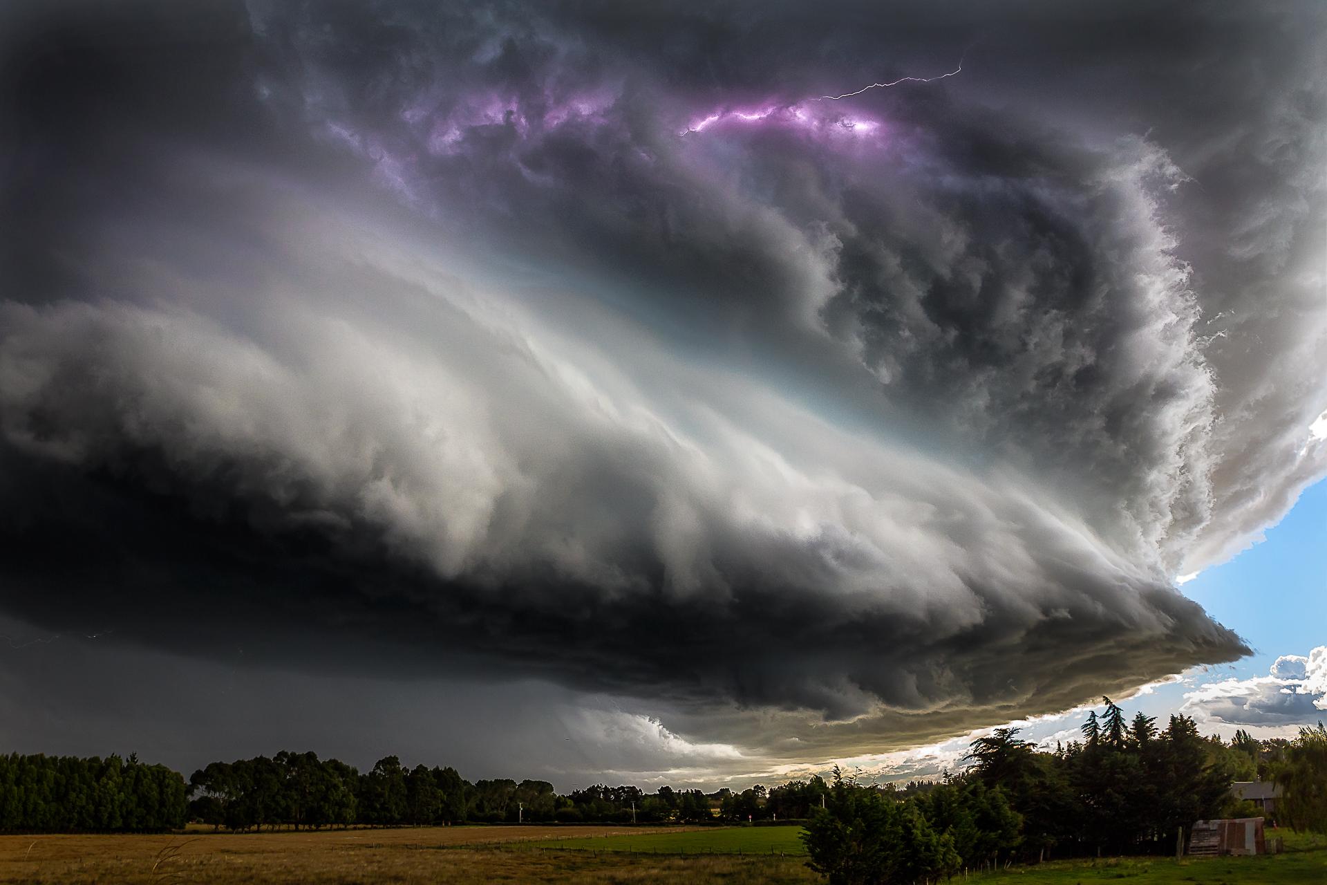 Go Back Images For Supercell Thunderstorm Wallpaper 1920x1280
