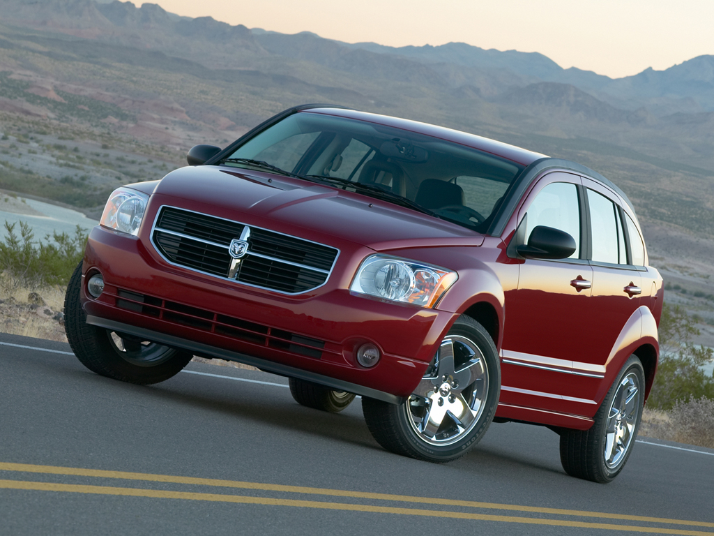 Dodge Caliber SE SXT RT SRT4   1024x768 Wallpaper 1024x768