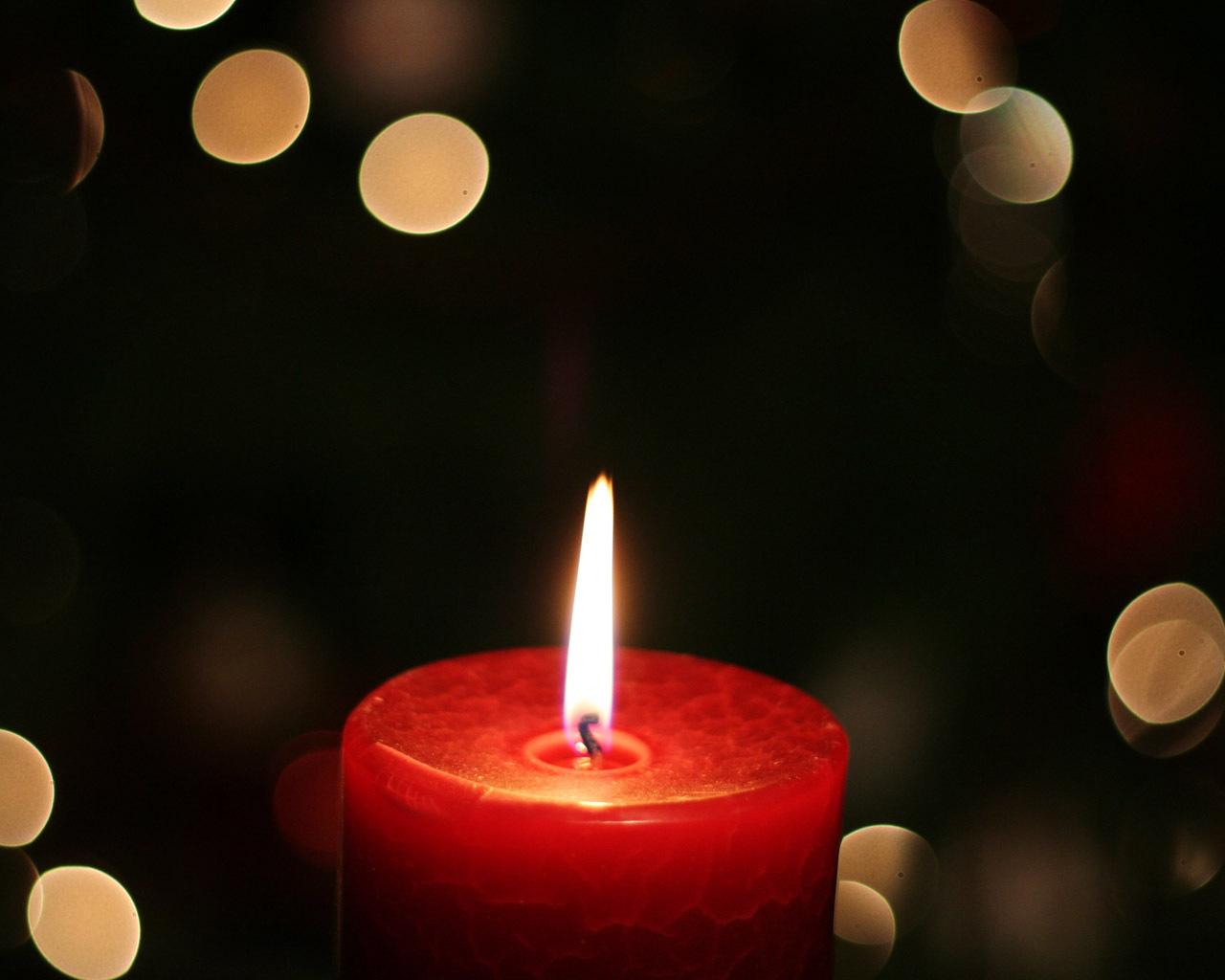 Flickering Candle Wallpaper for your Desktop Naldz Graphics
