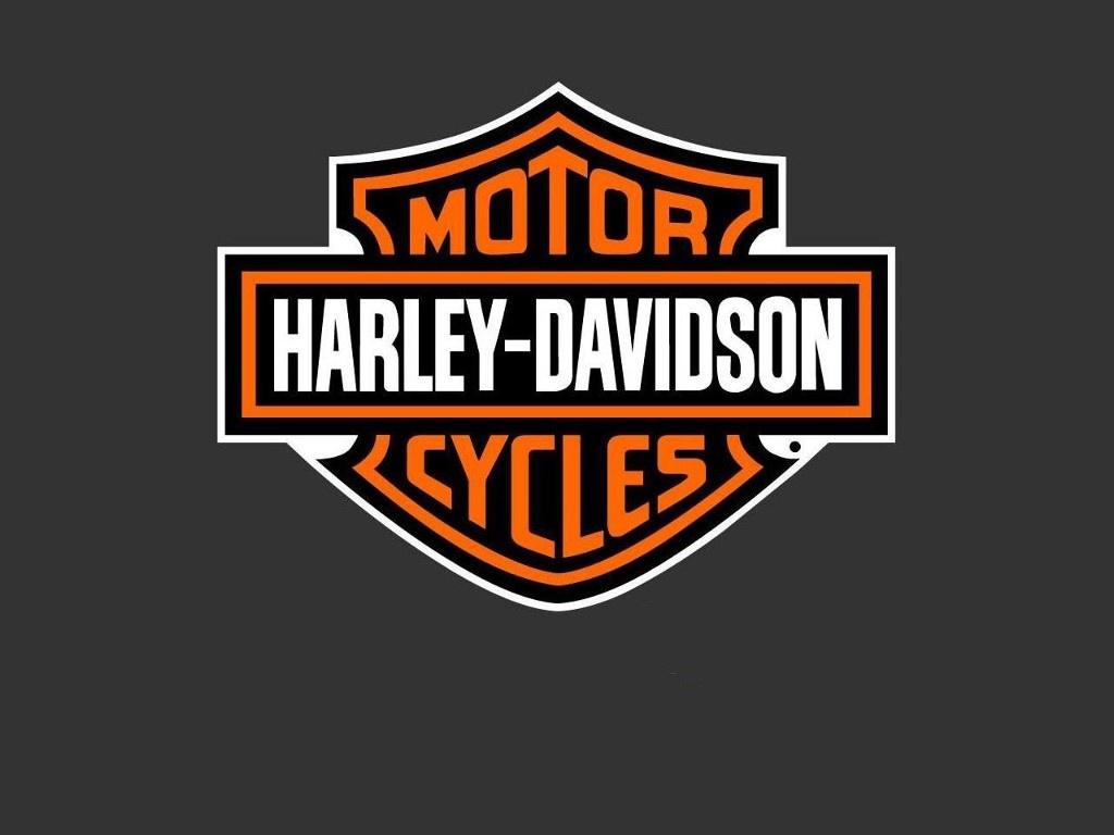 Harley Davidson Logo Wallpaper 1024x768