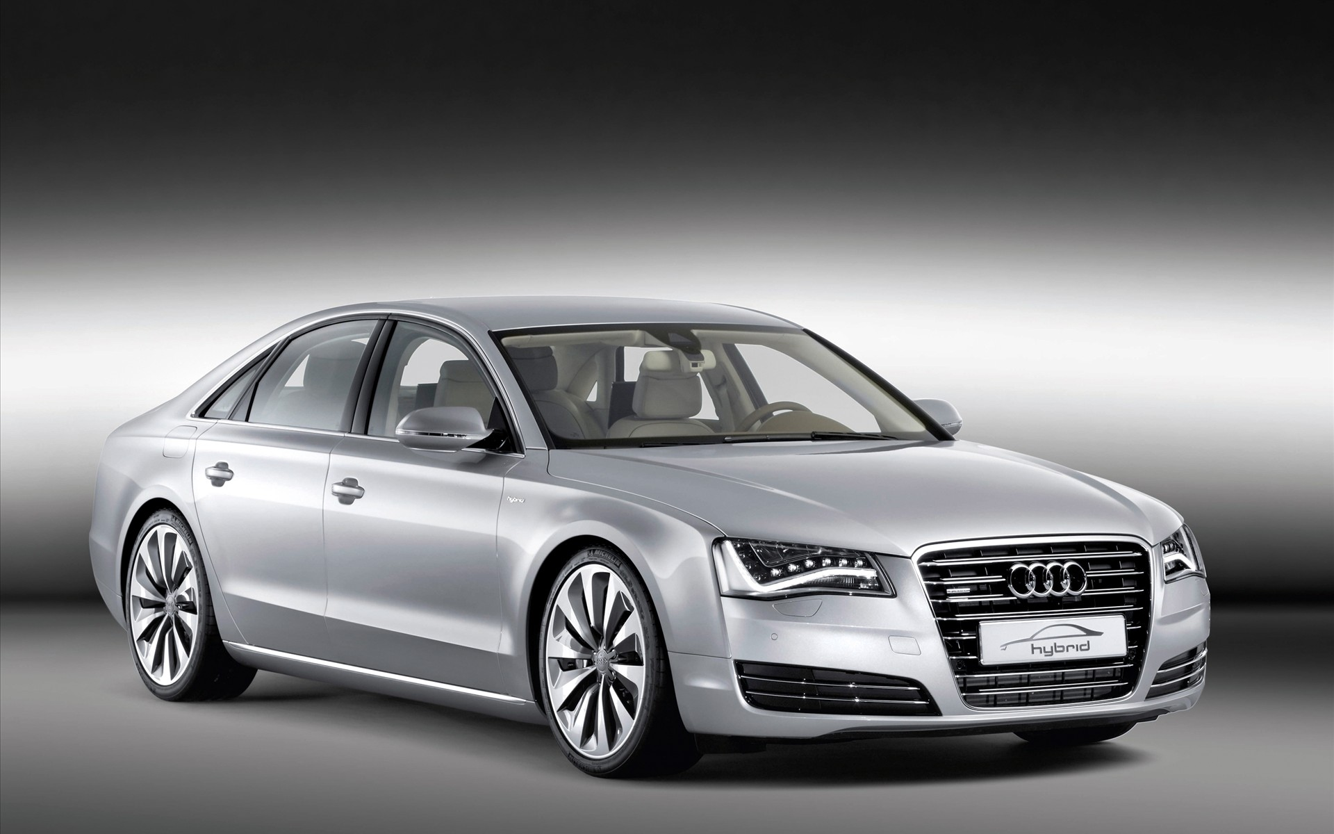 2011 Audi A8 Hybrid Wallpapers HD Wallpapers 1920x1200