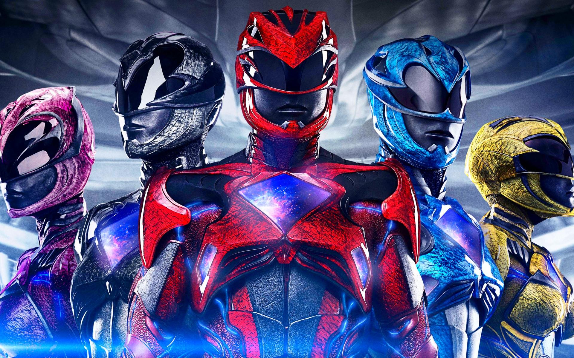 Power Rangers 2017   Power Rangers 2017 Wallpaper 41259538 1920x1200
