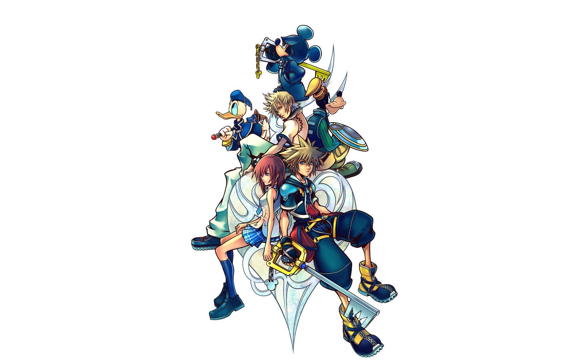 Kingdom Hearts 3 Hd Wallpaper Wallpapersafari