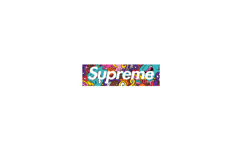 Supreme Wallpaper 1024x638