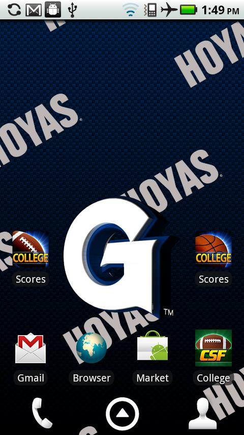 Georgetown Live Wallpaper HD   Android Apps on Google Play 480x854