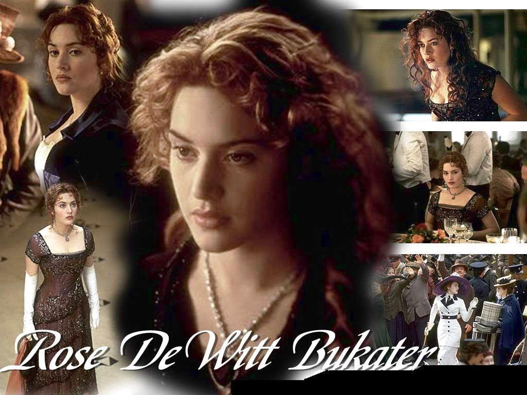 rose   Titanic Wallpaper 20281833 1024x768
