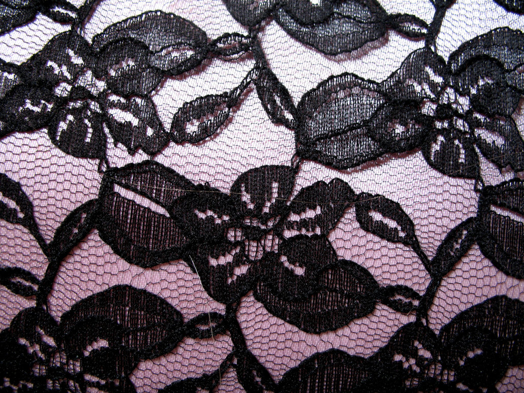 Black Lace Wallpaper - WallpaperSafari