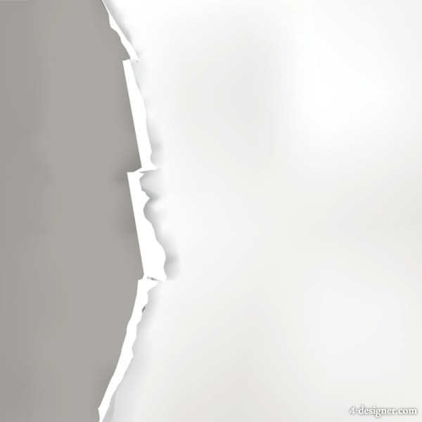 Vector Misc Paper Tear 600x600
