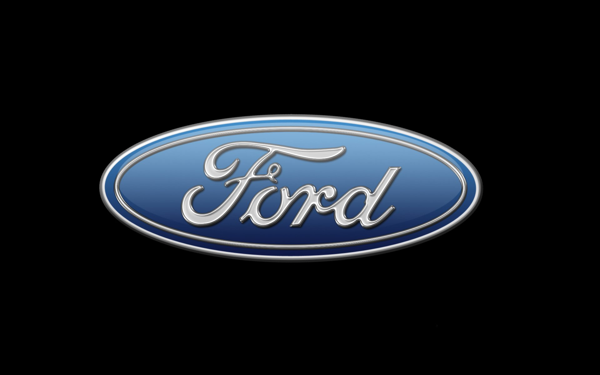 Ford Emblem Wallpaper - WallpaperSafari