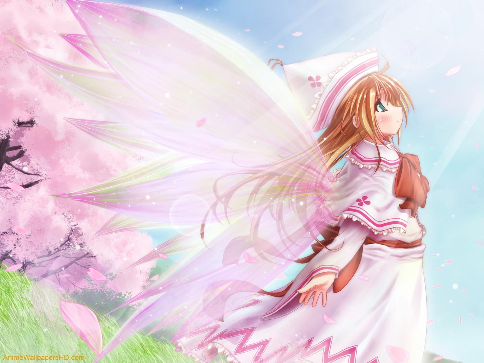 Wallpaper Images Angel Kawaii Anime Pictures Www Picturesboss Com