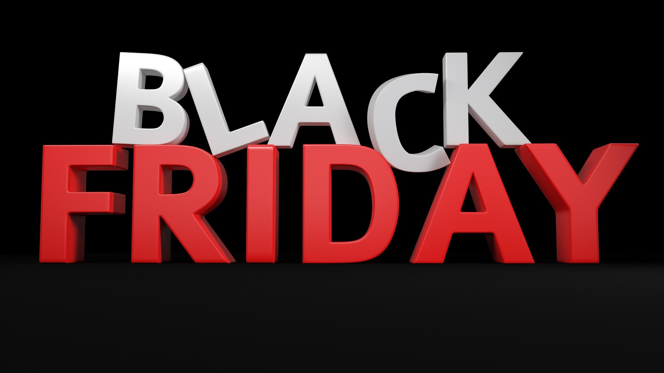 Black Friday 3D Logo Wallpaper SME Sales Ltd Ireland SME Sales 2120x1192