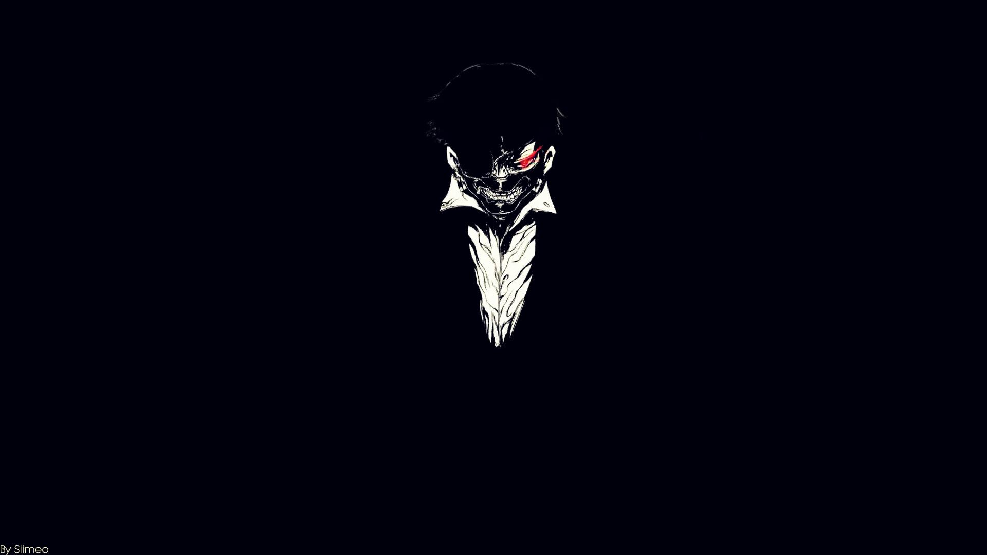 Ken Tokyo Ghoul anime mask red eye hd 1920x1080 1080p wallpaper 1920x1080