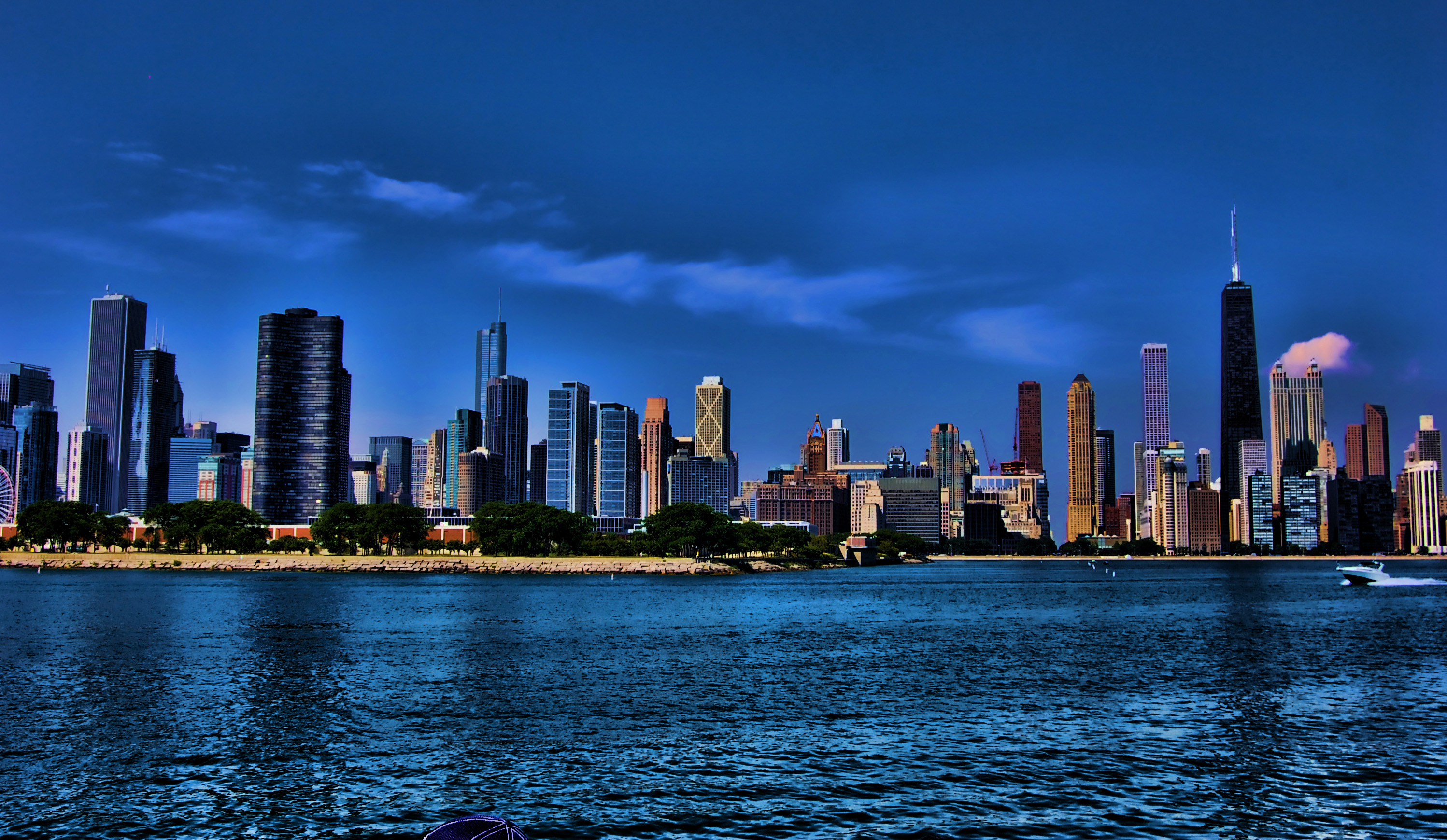 Illinois Chicago wallpaper 2996x1740 128184 WallpaperUP 2996x1740