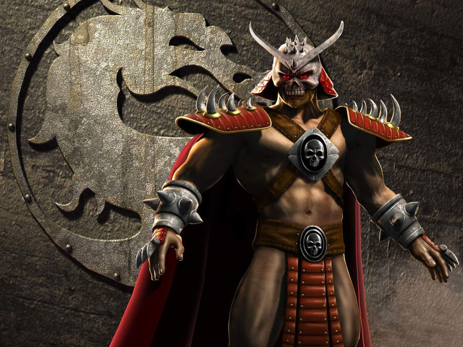Shao Kahn Wallpaper Wallpapersafari