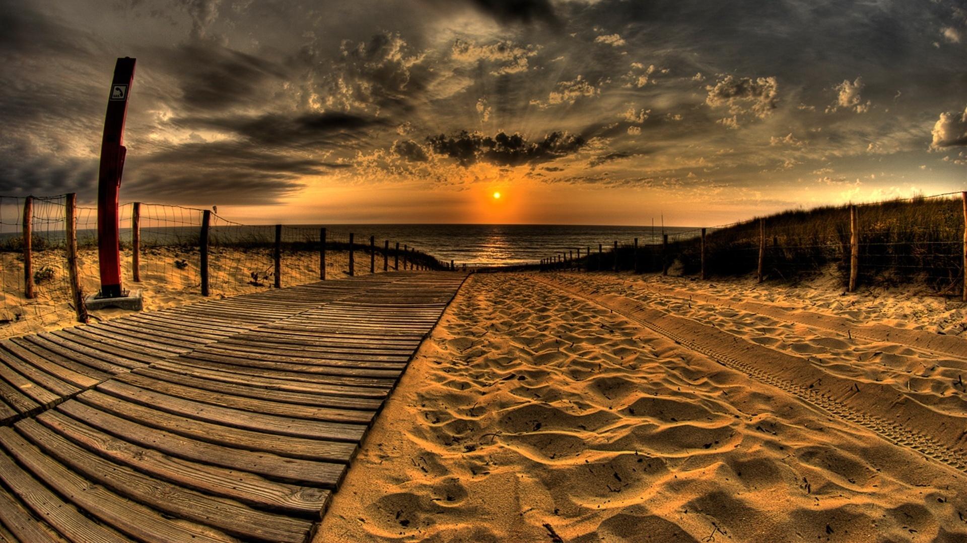 Beautiful Sunset Wallpaper HD 1920x1080 ImageBankbiz 1920x1080