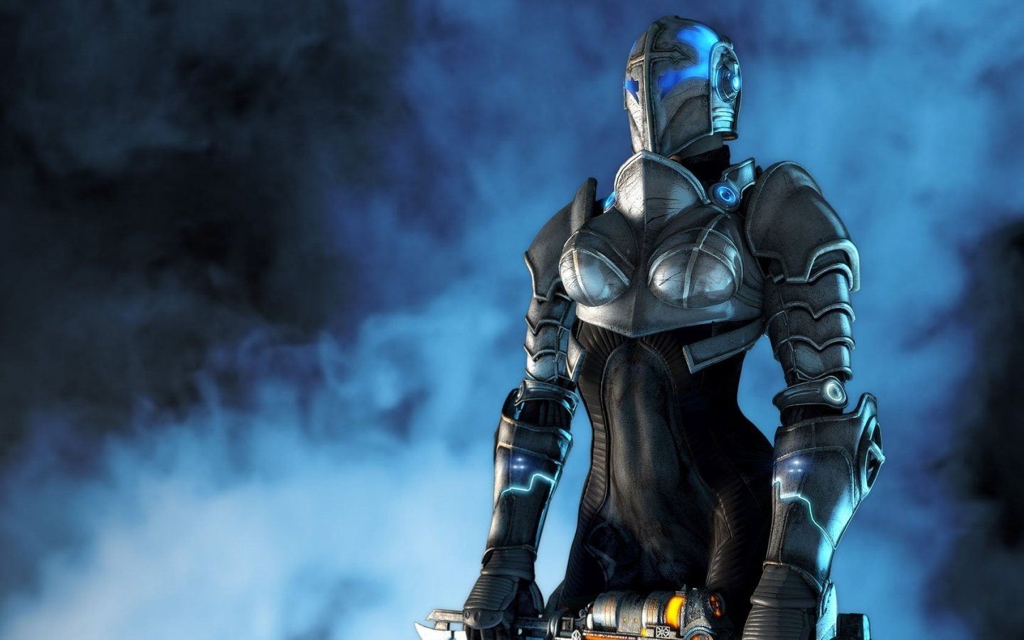 Hellgate London   Templar Knight 1440x900