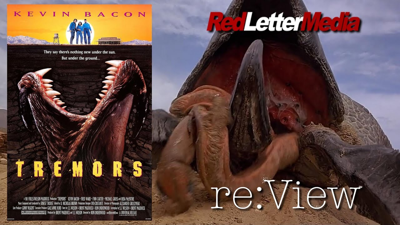 Tremors reView Red Letter Media 1280x720