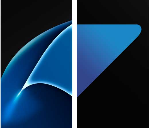 Download Samsung Galaxy S7 Leaked Wallpapers   techtrickz 533x444