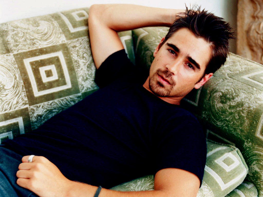 Colin Sexy Wallpaper   Colin Farrell Wallpaper 9829321 1024x768