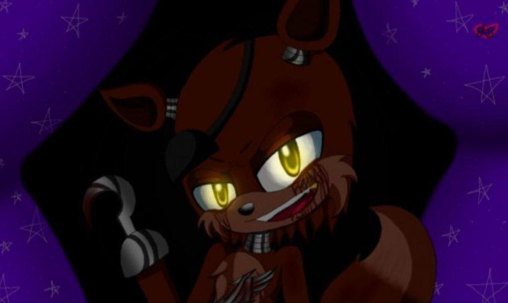 FNAF Foxy by EmilyTheHedgehog1000 1024x611