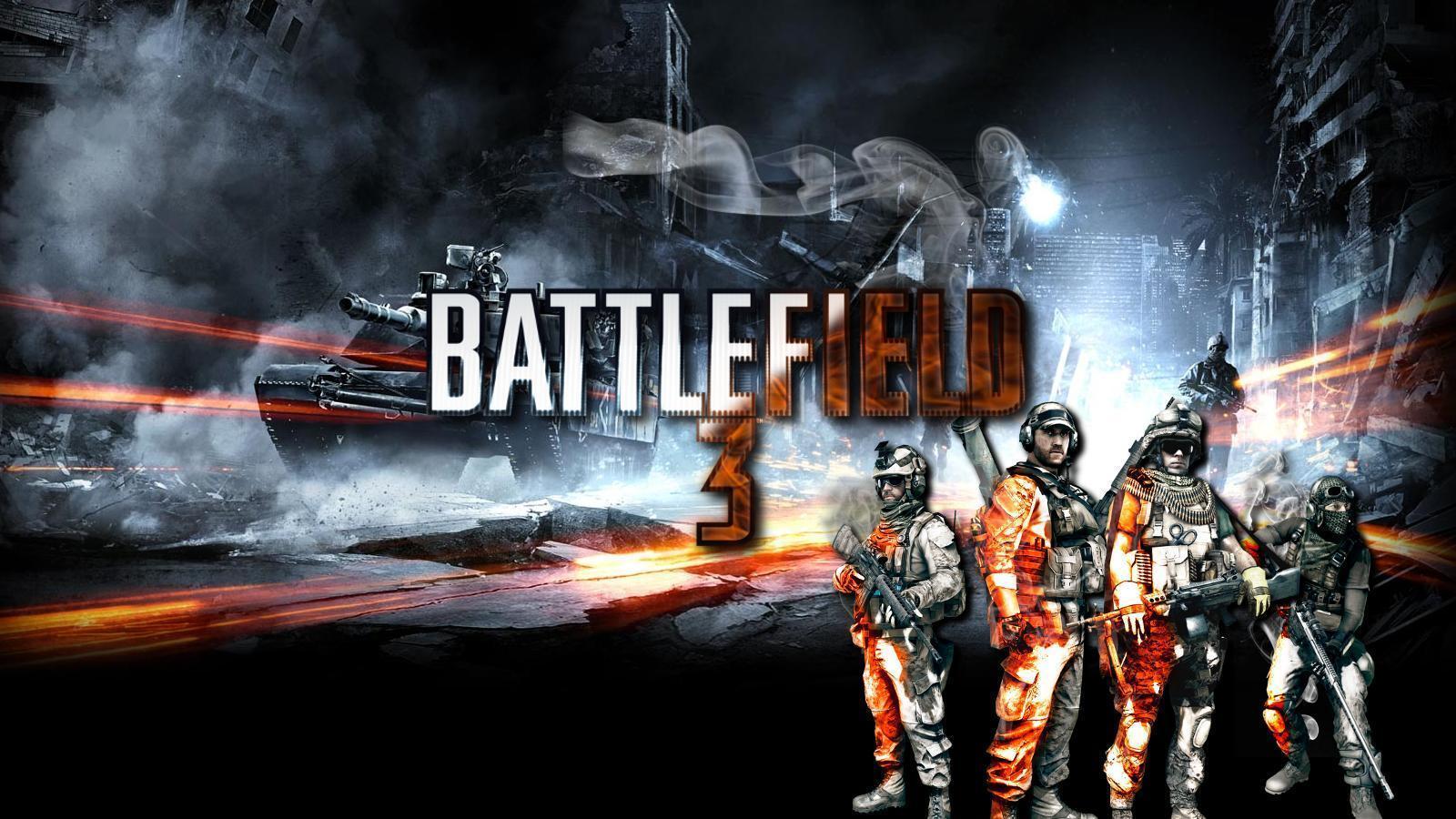 Bf3 wallpaper wallpapersafari - Battlefield 3 hd wallpaper 1080p ...