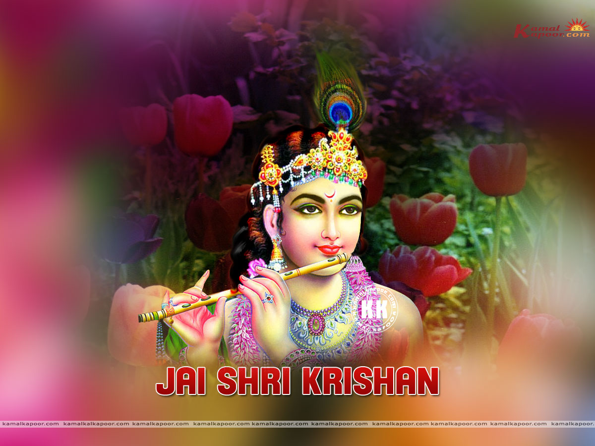 1200x900px Jai Shri Krishna Wallpaper Wallpapersafari