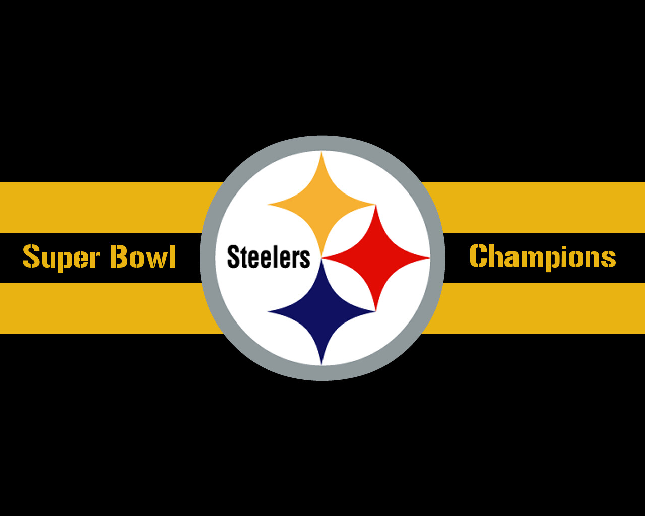 Steelers wallpaper Fondos de pantalla de Pittsburgh Steelers 1280x1024