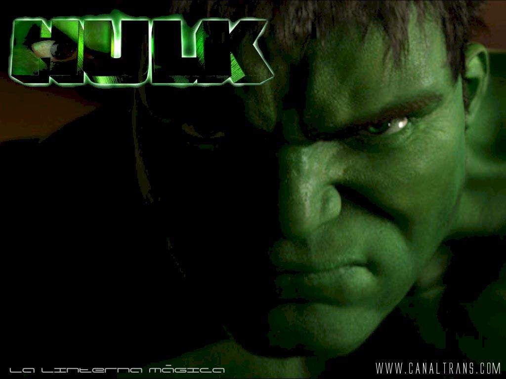 Wallpaper Hulk 1024x768