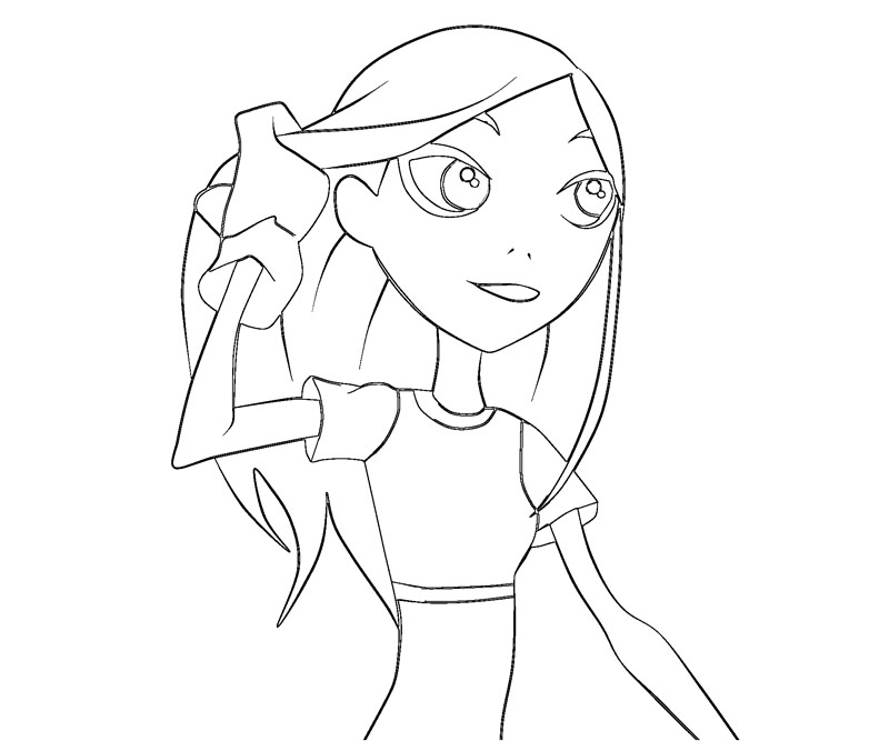 Printable Teen Titans   Terra 11 Coloring Page 800x667