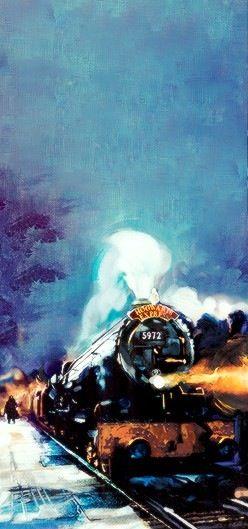 Hogwarts Express Wallpaper Harry Potter 248x529