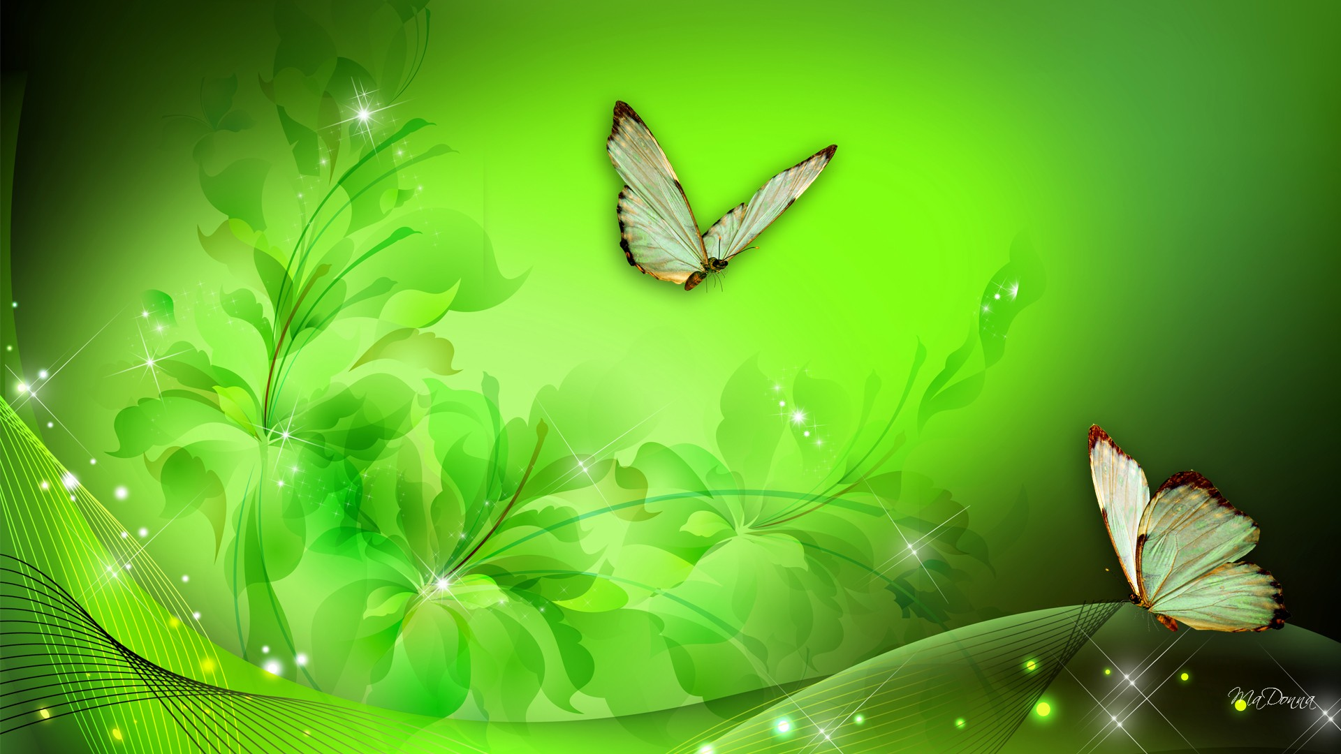 Green Flowers Wallpapers HD Pictures Live HD Wallpaper HQ Pictures 1920x1080