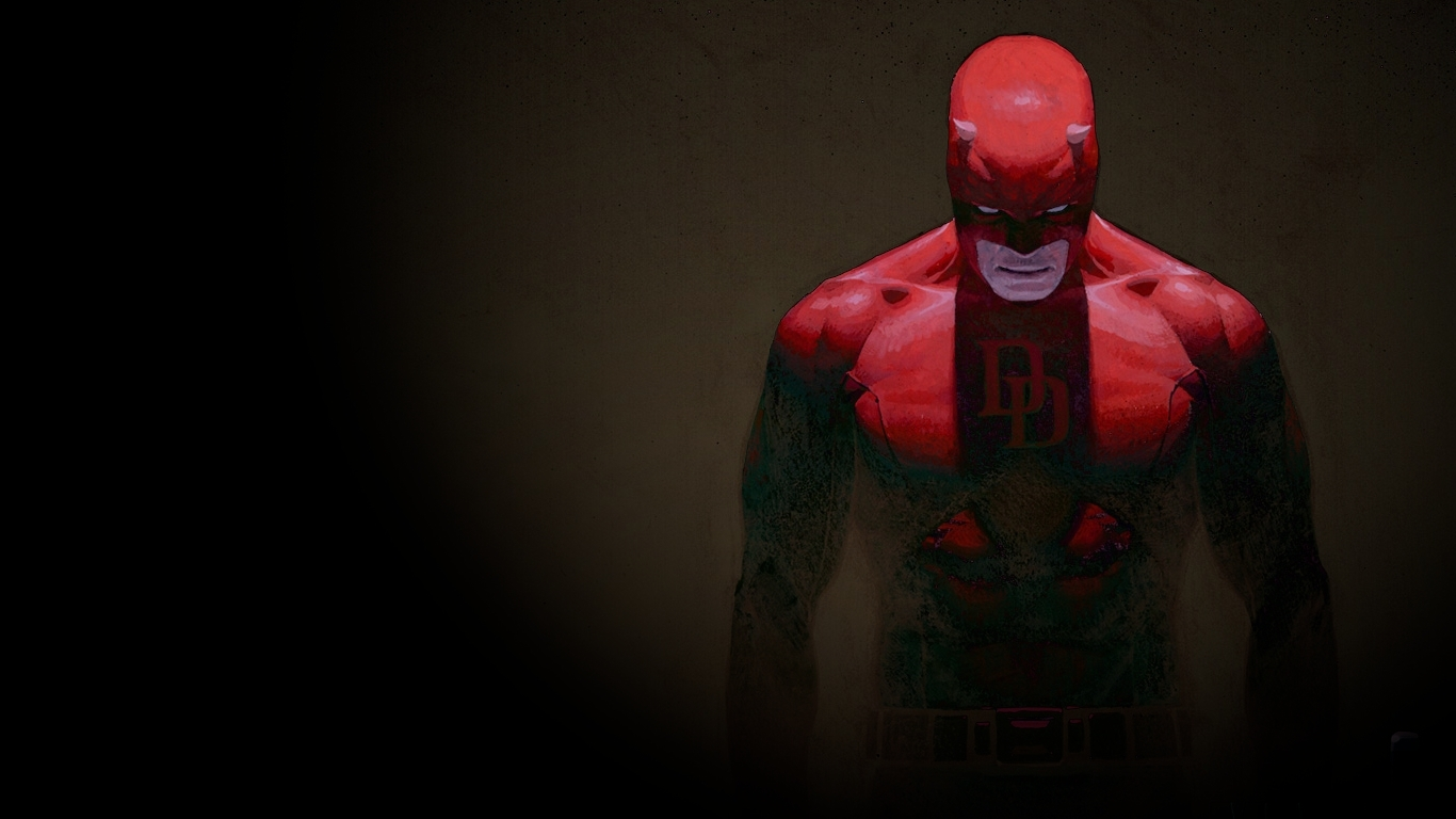 daredevil wallpaper daredevil wallpaper widescreen fondos de 1366x768