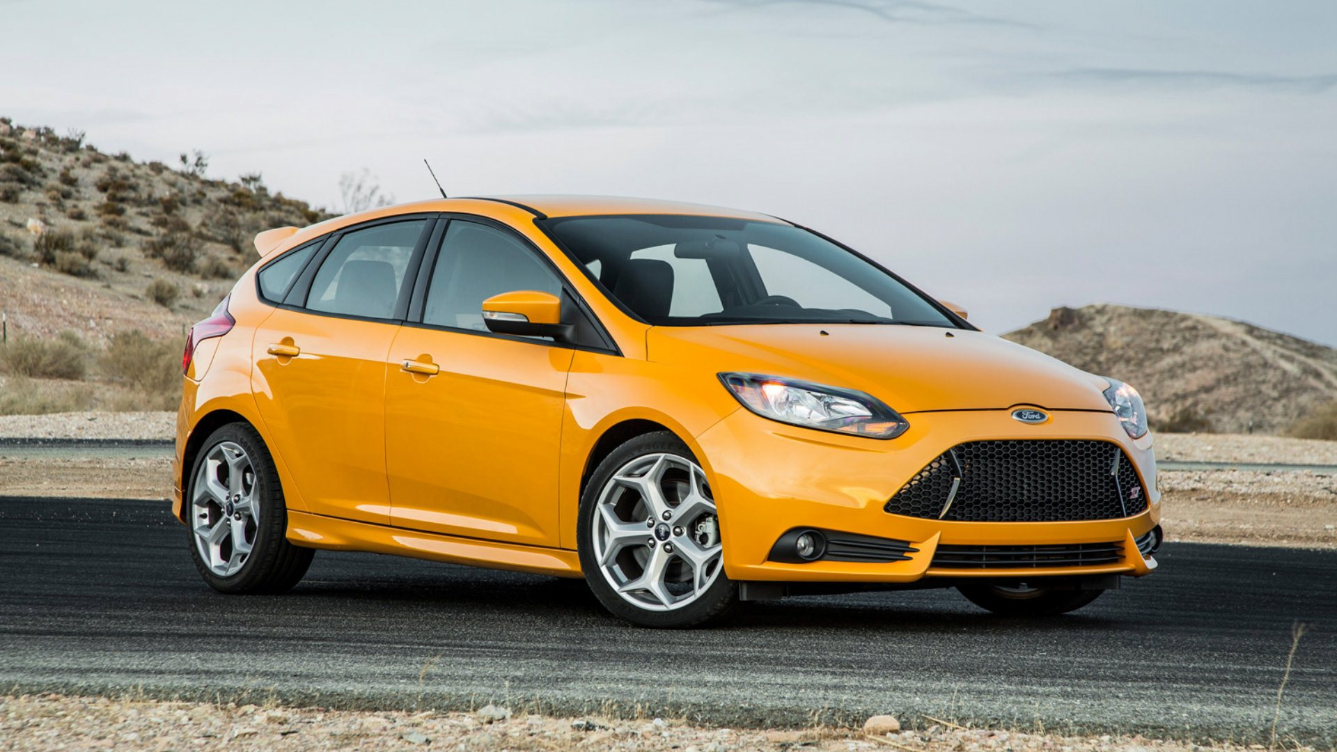 2013 Ford Focus ST HD Wallpapers 1920x1080