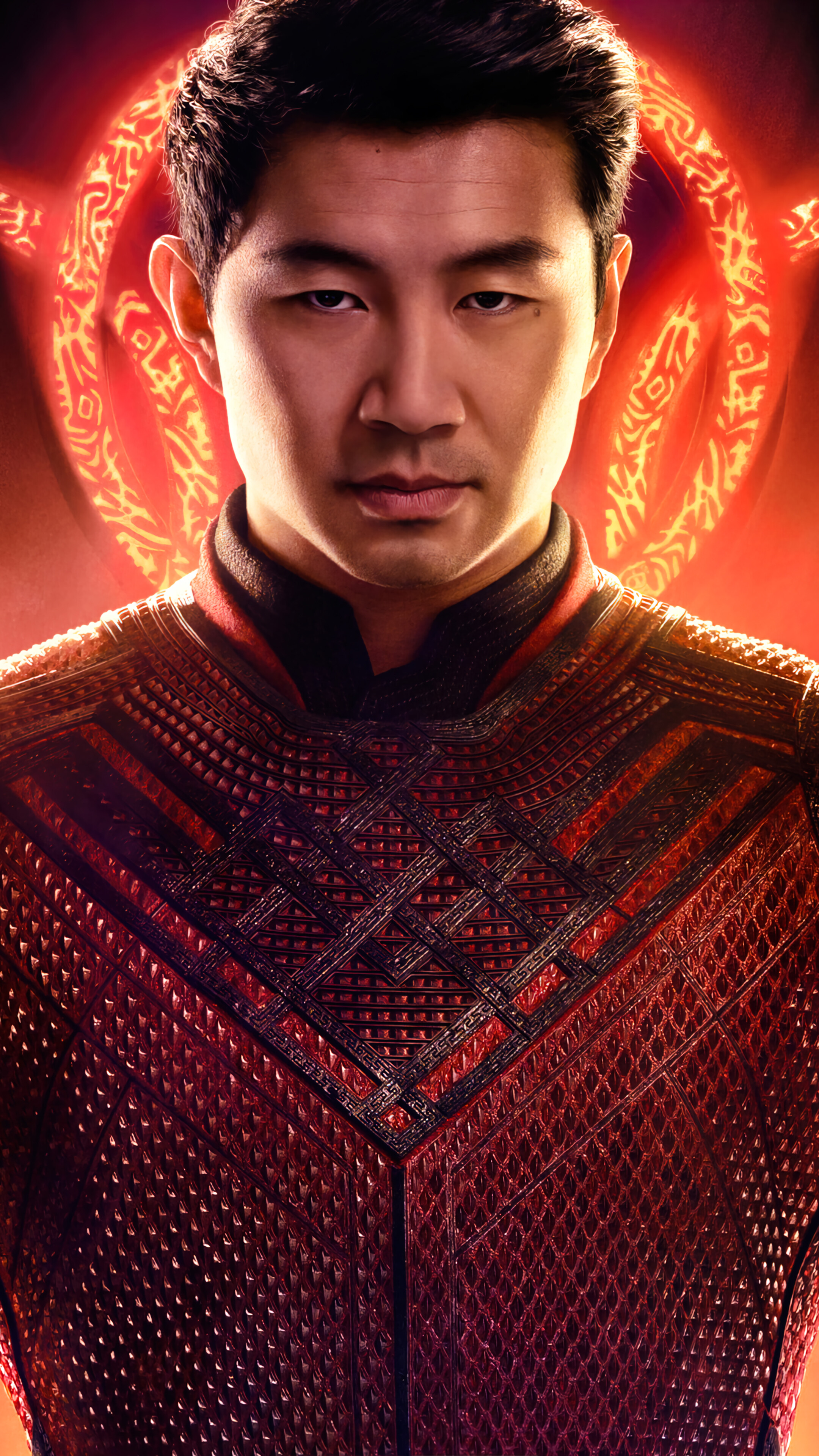Shang Chi and the Legend of the Ten Rings 4K Phone iPhone 2160x3840