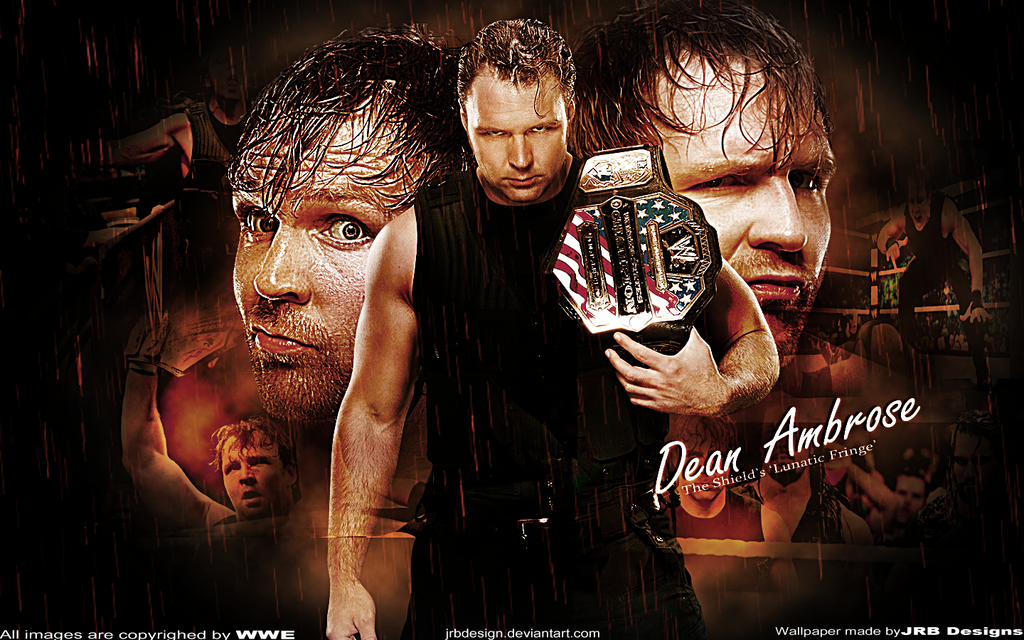 WWE Texts [Part 3]Editing Occasionally   Dean Ambrose   Page 1 1024x640