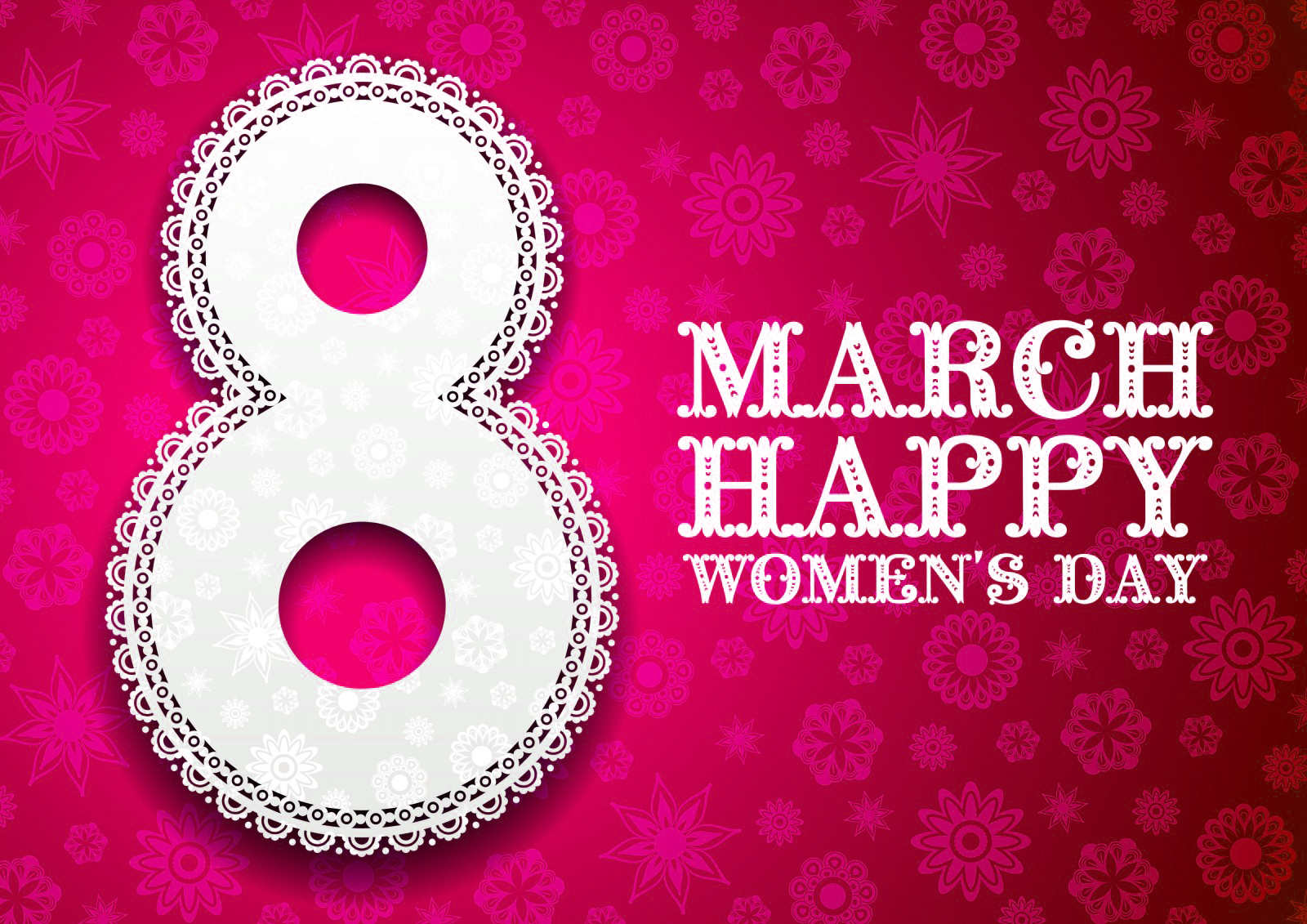 download Womens day wishes photo 8 March International Women 1600x1131