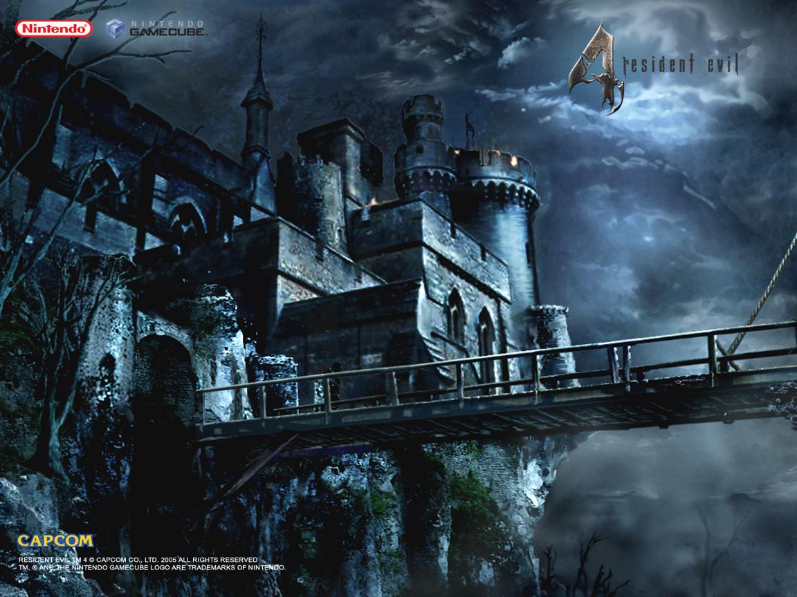 CASTLE   resident evil 4 Wallpaper 33607971 1152x864