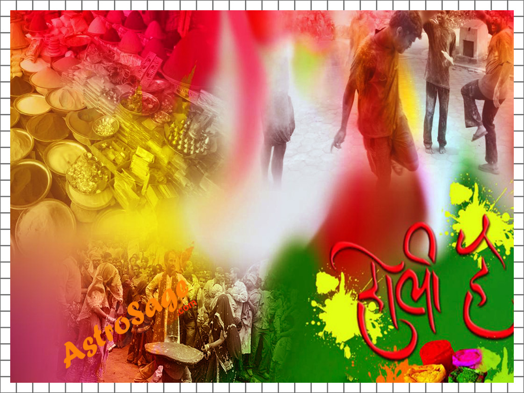 Holi Wallpapers Photos Pictures 1024x768