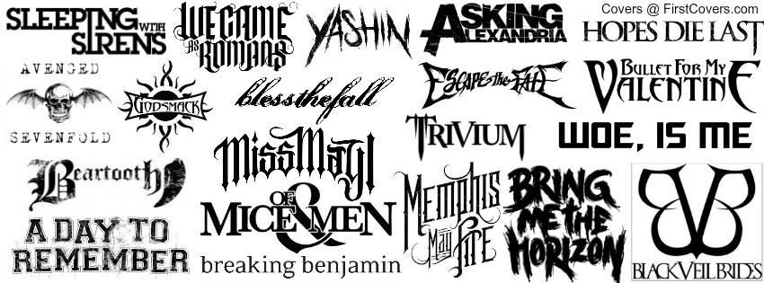 screamo bands wallpaper - photo #42