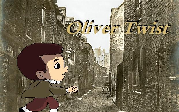 Oliver Twist by omcgeachie 620x388